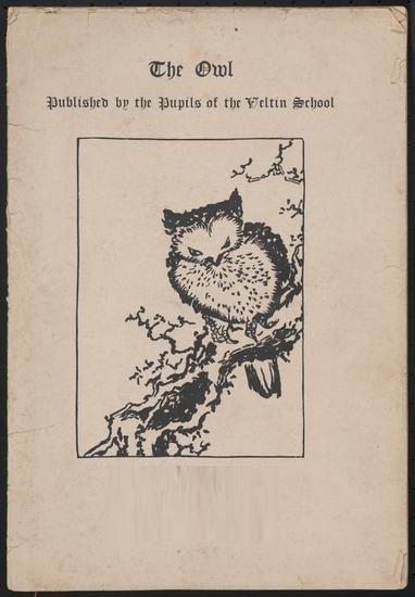 The Owl, student magazine of The Veltin School